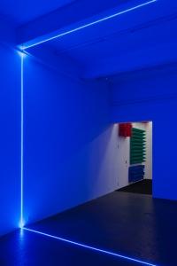 Haroon Mirza. Courtesy HRM199 and Kunst Halle Sankt Gallen. Photo Gunnar Meier