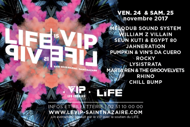 Life is VIP paysage