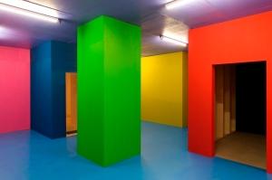 Exposition Krijn de Koning au LiFE, 2018