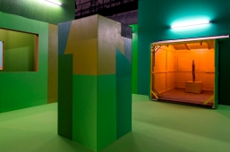 Exposition de Krijn de Koning au LiFE, 2018